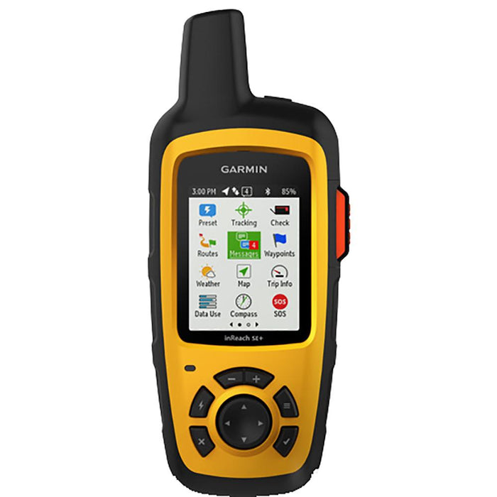 Garmin Garmin inReach SE+ Satellite Communicator [010-01735-00] GPS - Handheld Desert Wind Sailboats