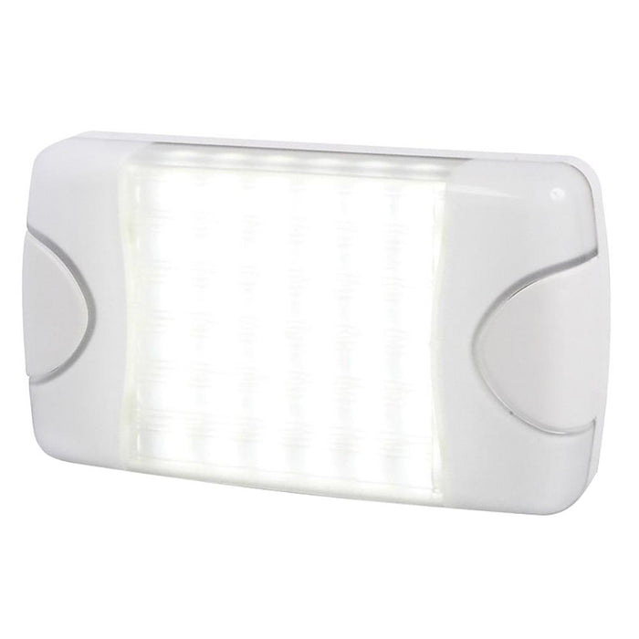 Hella Marine Hella Marine DuraLED 36 Interior-Exterior Lamp - White LED - White Housing [959037522] Interior / Courtesy Light Desert Wind Sailboats