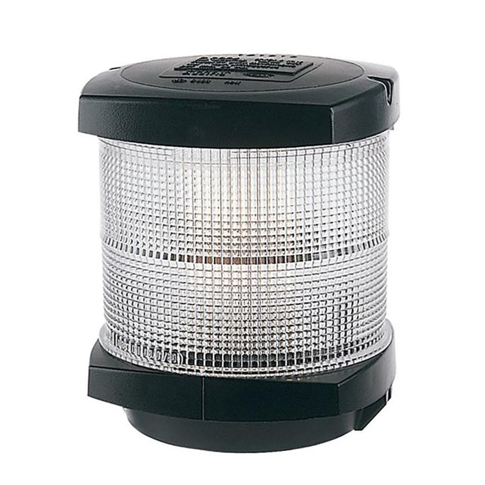 Hella Marine Hella Marine All Round White Light-Anchor Navigation Lamp- Incandescent - 2nm - Black Housing - 12V [002984505] Navigation Lights Desert Wind Sailboats