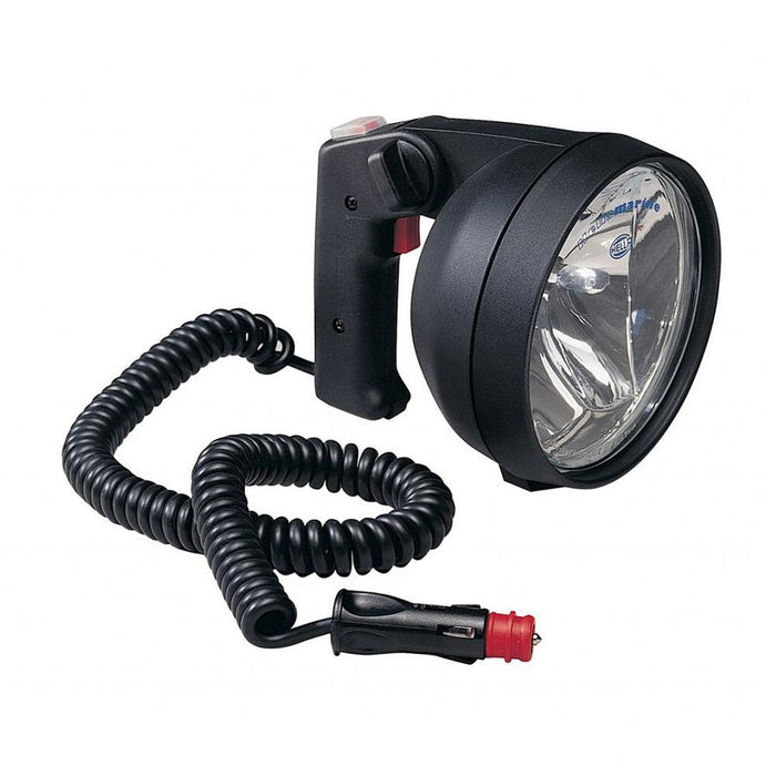 Hella Marine Hella Marine Twin Beam Hand Held Search Light - 12V [998502001] Spot & Flood Lights Desert Wind Sailboats