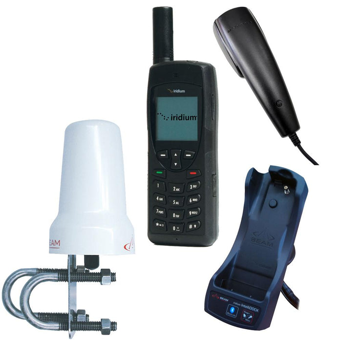 Iridium Iridium 9555 Bundle w-BPKT0801, 9555ID, RST755  RST710 [IRID9555BUNDLE] Satellite Telephone Desert Wind Sailboats