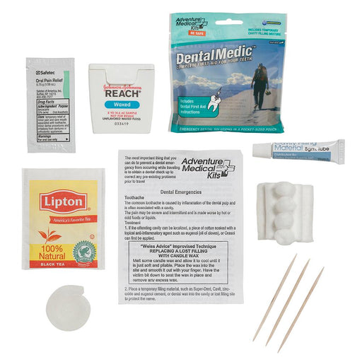Adventure Medical Kits Adventure Medical Dental Medic [0185-0102] Accessories Desert Wind Sailboats