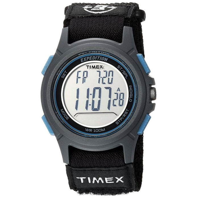 Timex Expedition Basic Digital Slip-Thru Watch - Black [TW4B10100JV]