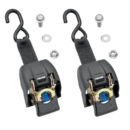 "Fulton Transom Ratchet Tie Down - 2"" x 43"" - 2-Pack [2060366]"