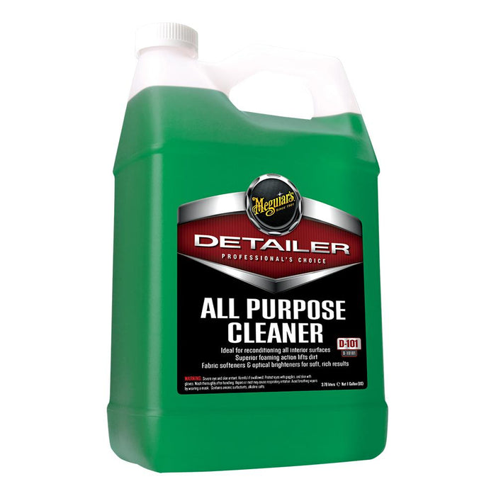 Meguiars Detailer All Purpose Cleaner - 1-Gallon [D10101]