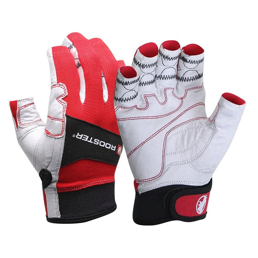 Rooster Sailing Mens Tacktile Pro Sailing Gloves 5 Finger