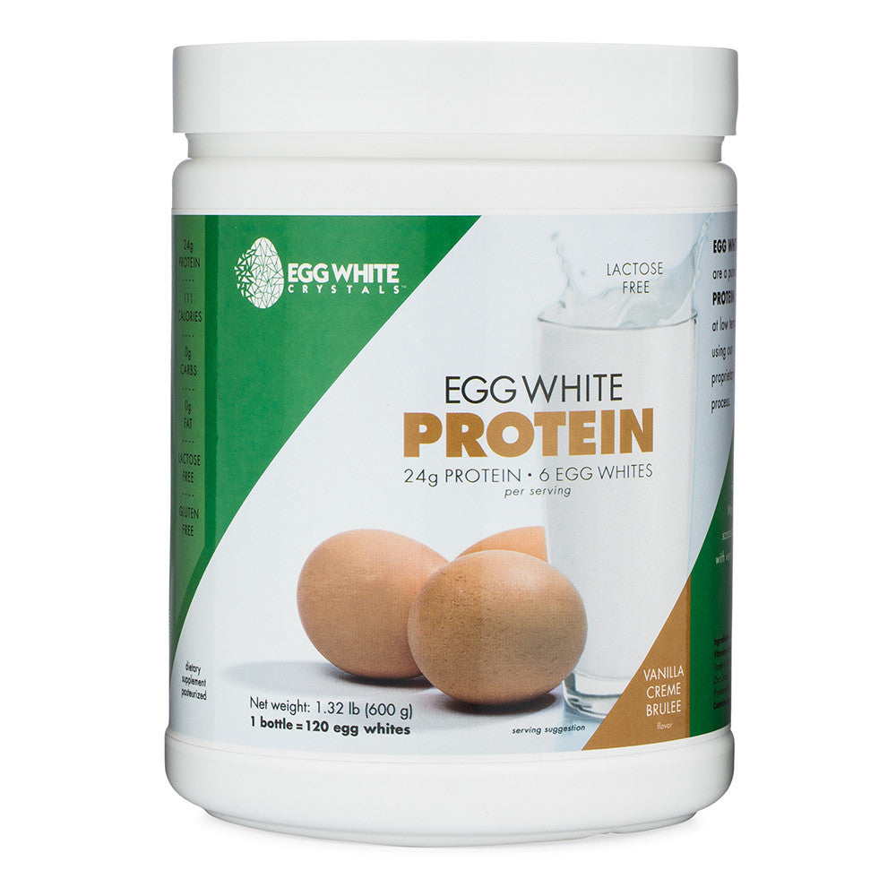 Is egg white protein