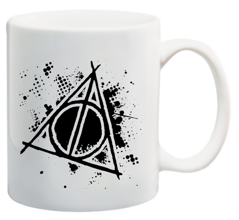 Harry Potter Inspired Mug Design