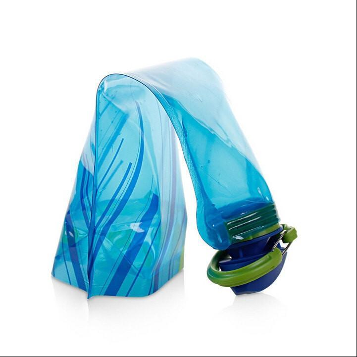 Outdoor Sport Portable Folding Water Bag - 700ML
