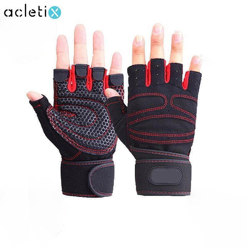 Weight Lifting Breathable Gloves