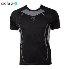 Casual Short Sleeve Workout Men T-Shirt