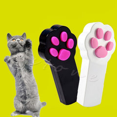 Claw Beam Interactive Laser Pointer Pets Toys