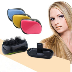 FREE Anti-static Hair Brush Detangle with Case
