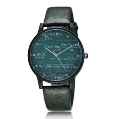 Classic Round Casual Analog Watch