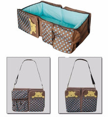 Folding Cradles And Maternity Bag
