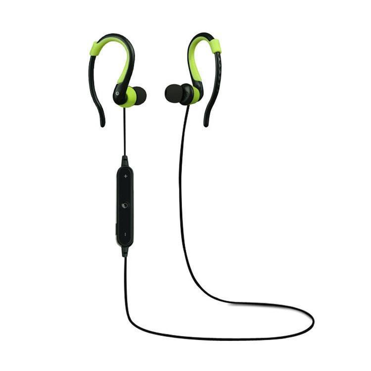 Wireless Bluetooth Sport Running Headphones With Microphone