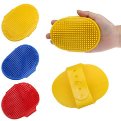 Pet Dog Grooming Glove Brush Comb