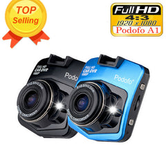 New Mini Car DVR Camera Dashcam Full HD 1080P Video Registrator Recorder G-sensor Night Vision