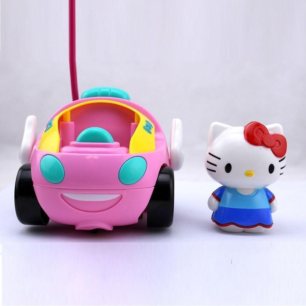 Kitty Remote Control Car With Music Light