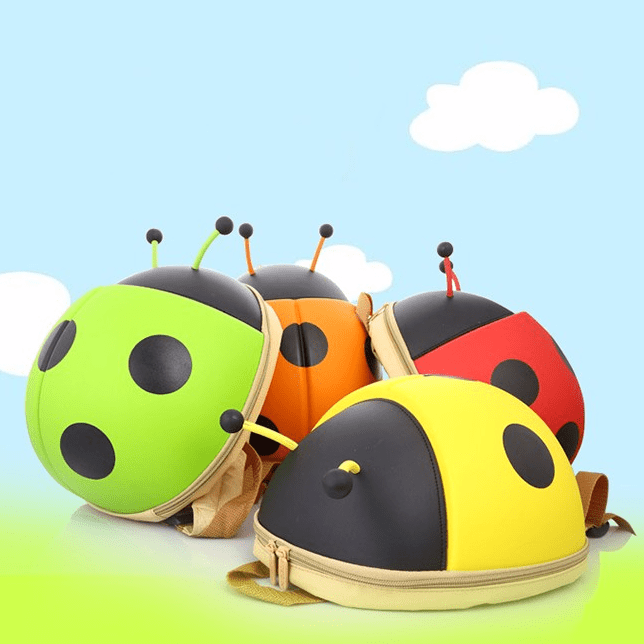 Beetle School Bags