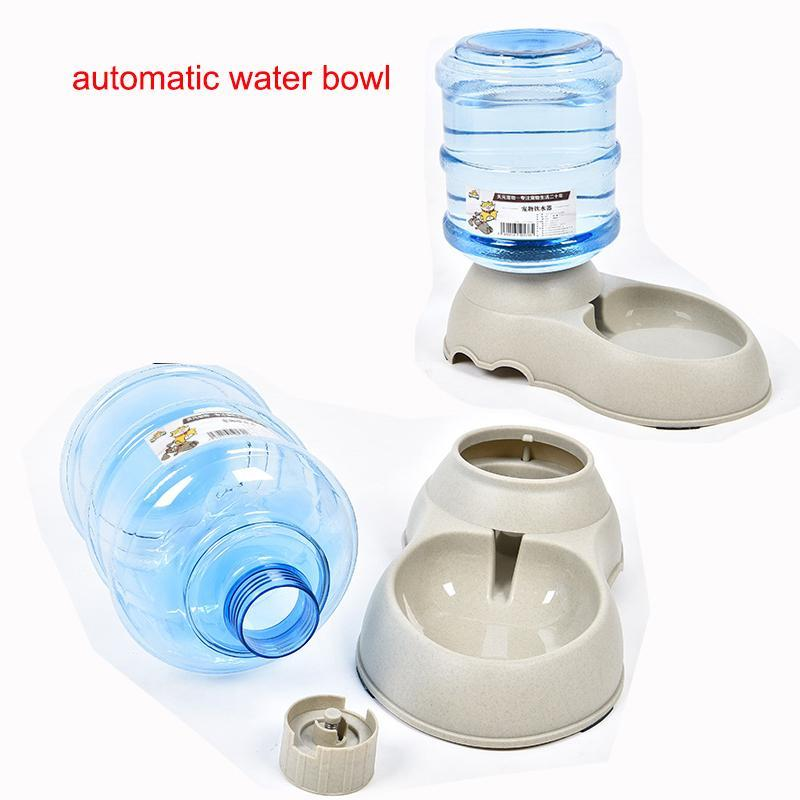 Automatic Pet Feeder Drinking Fountain/Food Bowl