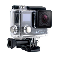 Procam R4 Remote Action Camera Ultra HD 4K - WIFI 12MP 2 in. Dual Screen + Multimode Remote Control - By Epiktec