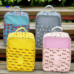 Kids Waterproof Travel Shoes Storage Bag