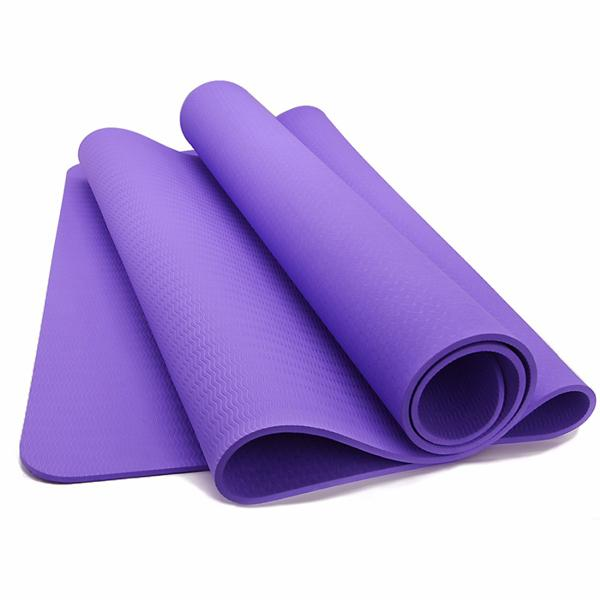 4 to 6 MM Thick Non-Slip Yoga Mat