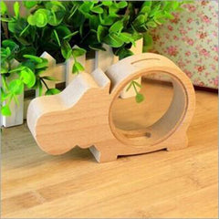 Animal Wooden Money Box
