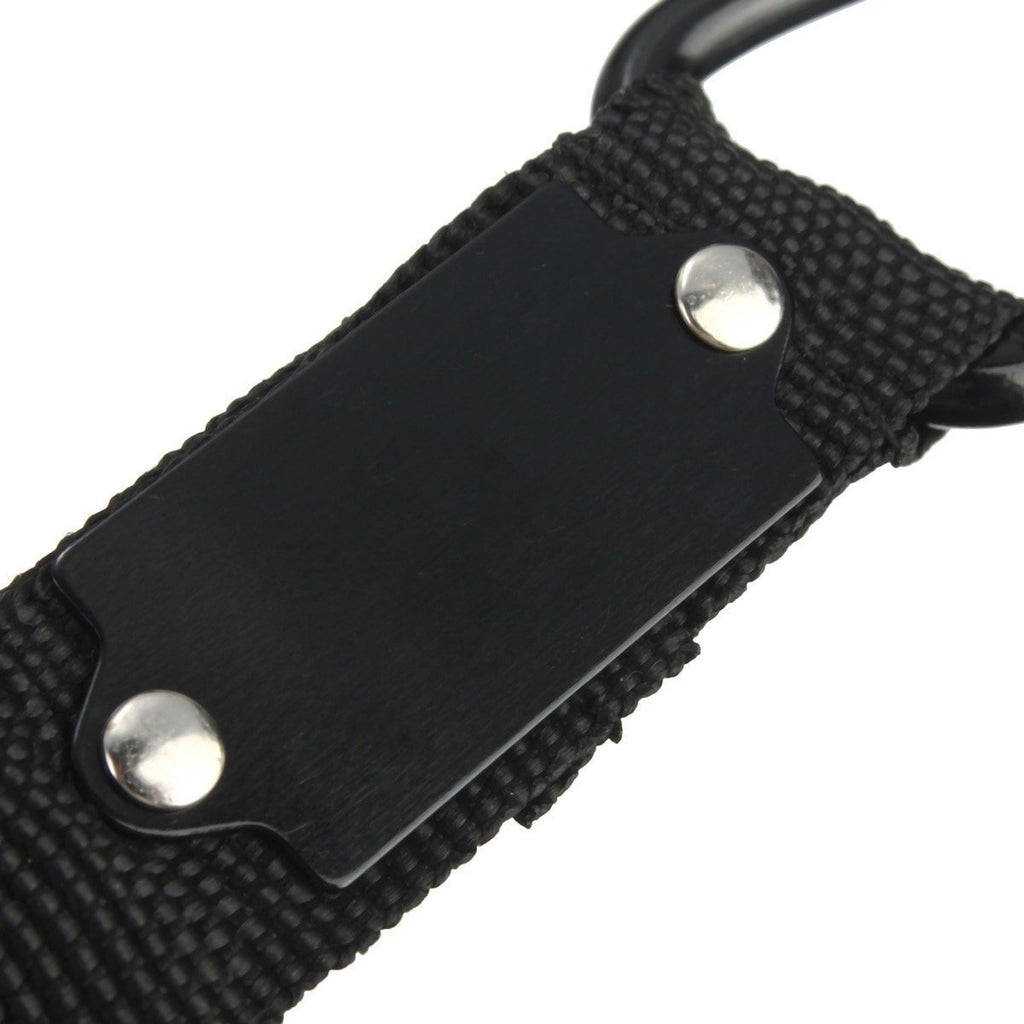 Sports Buckle with Hook and Bottle Hanger
