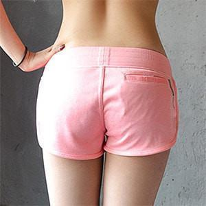 Elastic Waist Jogging Fitness Short