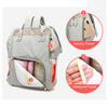 Baby Diaper Striped Bags Backpack Designer Nursing Care Baby Bag for Mom