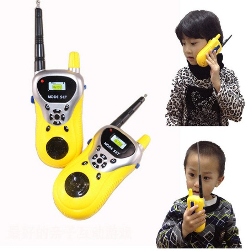 Children Mini Two-Way Radio