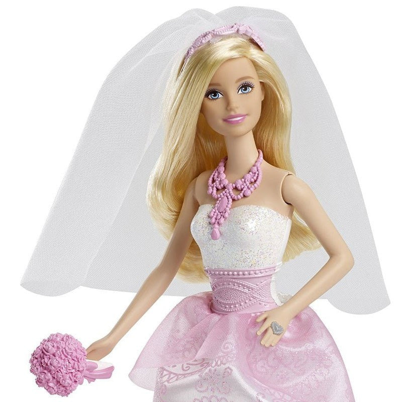 Beautiful Bridal Doll