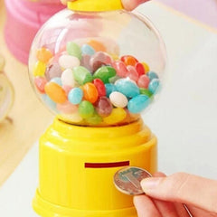 Mini Candy Machine Coin Bank