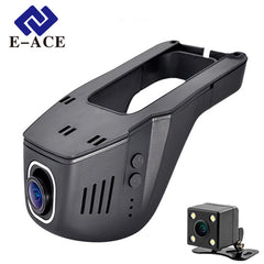 Hidden Mini Wifi Camera Car Dvr Dual Lens Auto Video Recorder Dashcam Registrator