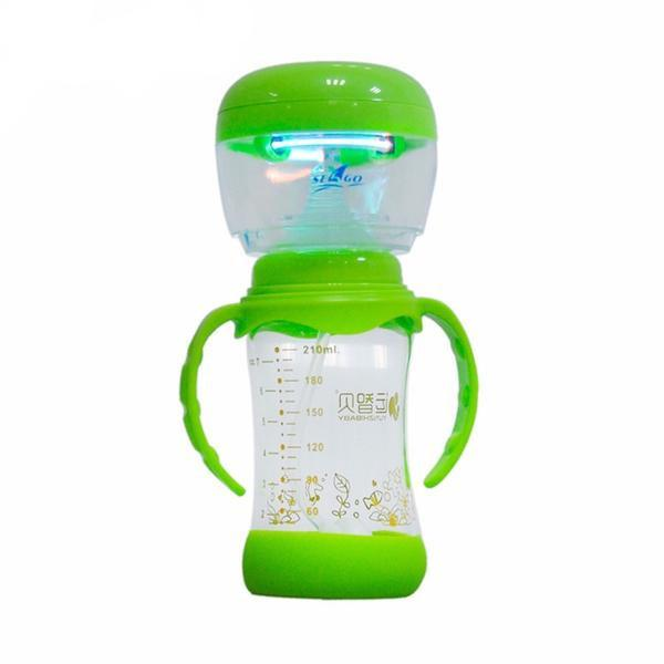 Electric UV Baby Mini Pacifier Sterilizer Bottle Feeding Cup