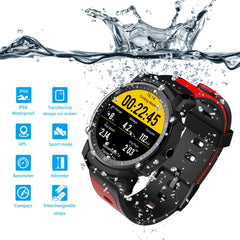 Smart Watch Waterproof GPS Rate Monitor Android IOS