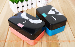 Clothing Plastic Lunchbox Food Container