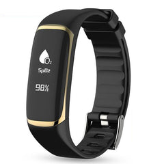 Smart Bracelet Watch Band Heart Blood Pressure Monitor