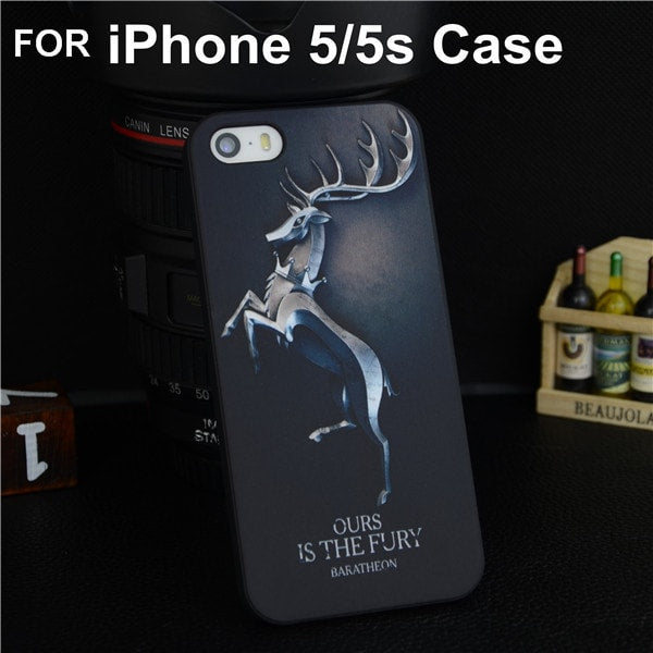 FREE * iPhone Case* 5/ 5S Game of Thrones Back Phone Case