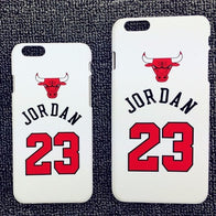 *iPhone Case*  5/5s, 6/6s/ Plus Basketball Jordan #23 Phone Case