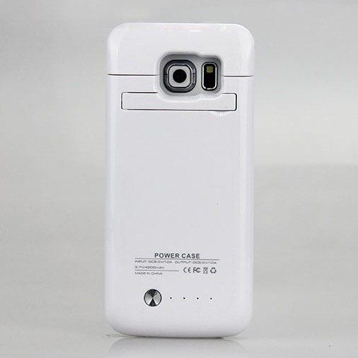 * Samsung  Case * S6 4200mAh External Battery Charger Case