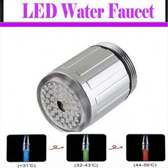 FREE Faucet LED Light / Temperature Sensor