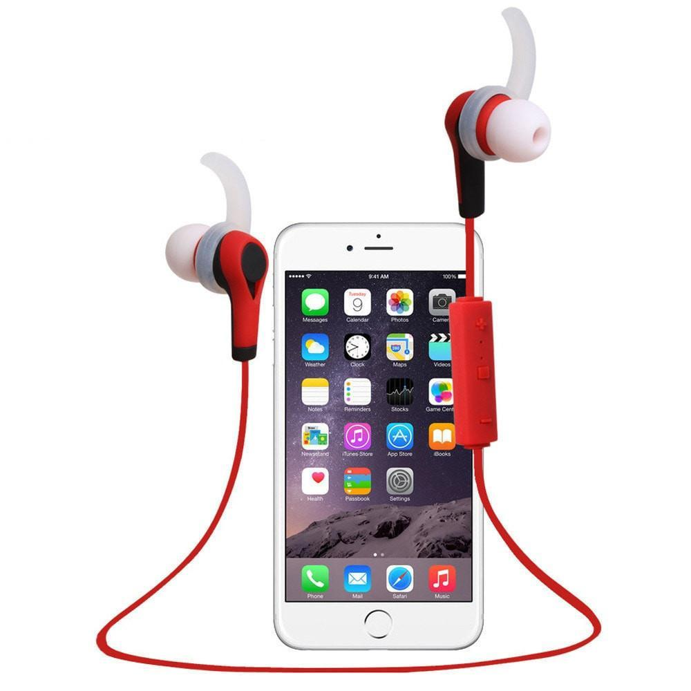 Ear Hook Wireless Sports Stereo Earphone