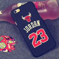 FREE  * iPhone Case*  5/5s, 6/6s/ Plus Basketball Jordan #23 Phone Case
