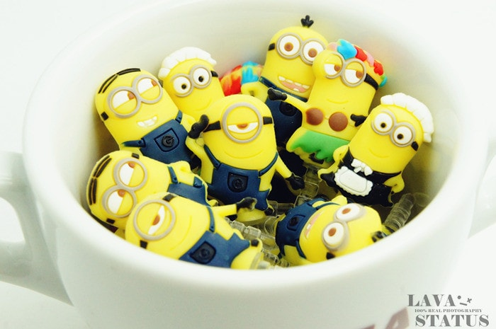 FREE New Minions Anti Dust Plug For Phones & Tablets