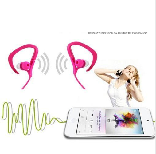 Bluetooth Wireless Sports Headphones with Microphone