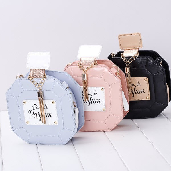 Perfume Bottle Mini Bag