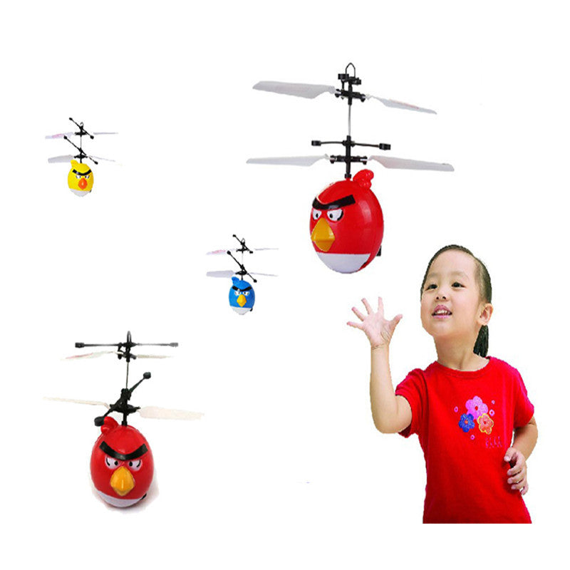 Angry Birds Helicopter